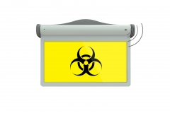 Sign-Concept-BioHazard-With-Sound
